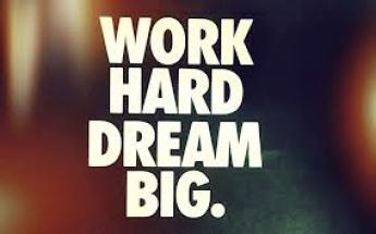 Dám mơ lớn! Đừng giới hạn cuộc sống chính mình