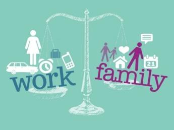 Cân bằng thời gian giữa công việc và gia đình dành cho bậc cha mẹ