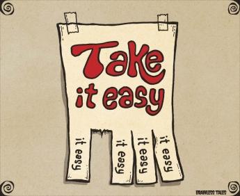 Sống hãy làm điều dễ dàng