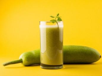 Uống nước ép bầu xanh và gừng, bất ngờ sẽ xảy ra với cơ thể!