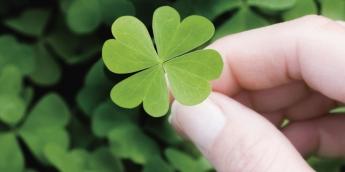 Bí quyết may mắn trong cuộc sống