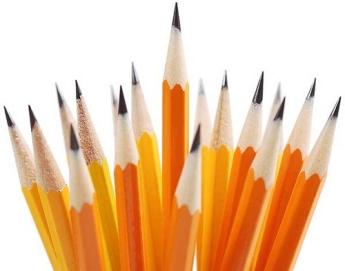 Bài học về cây bút chì