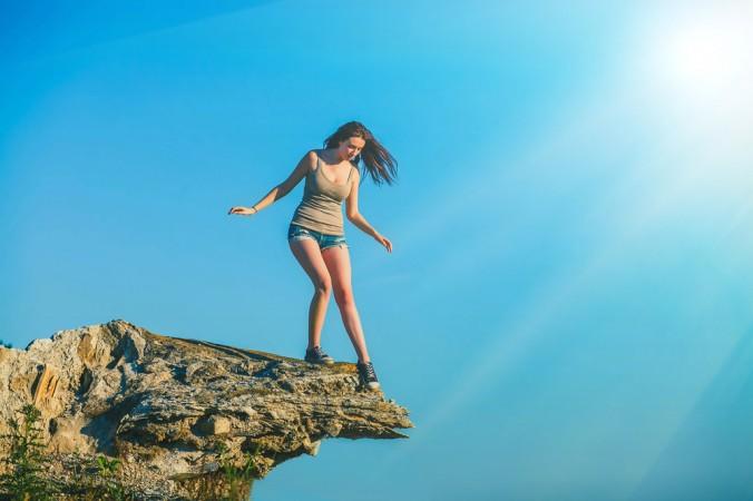 5 giay de vuot qua noi so hai03 Trong cuộc sống, chúng ta hay bị nỗi lo lắng và sợ hãi chế ngự và làm chúng ta thất bại,